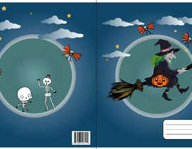 #22 for Need Halloween Cover for  Notebook Designed by nita77kurian