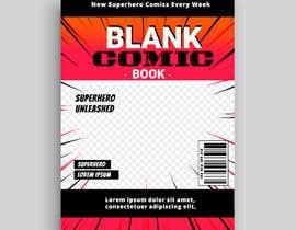 TornadoGCC tarafından Need cover for Blank Comic Books desinged için no 18