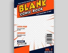 iqbalhossain3126 tarafından Need cover for Blank Comic Books desinged için no 4