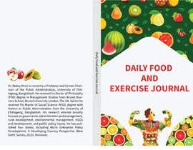 #26 for Need a  cover for a Daily Food and Exercise Journal done by atikcreation