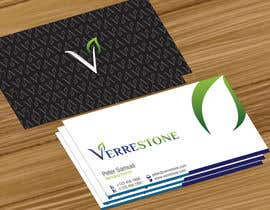 #61 for Stationery Design for Verrestone with additional work for winner by jobee