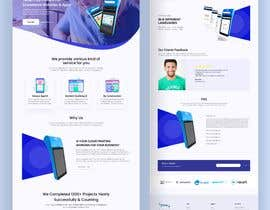 #16 for Redesign my homepage af rokib2000