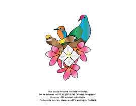 Miszczui tarafından Logo Design for Local Birds in Ed Hardy Tattoo Art Style. Graphic artist için no 79