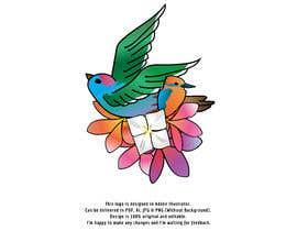 Miszczui tarafından Logo Design for Local Birds in Ed Hardy Tattoo Art Style. Graphic artist için no 83