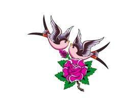 deenarajbhar tarafından Logo Design for Local Birds in Ed Hardy Tattoo Art Style. Graphic artist için no 73