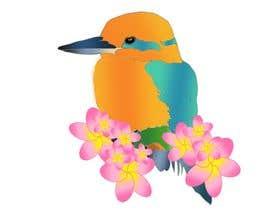 amberin1212 tarafından Logo Design for Local Birds in Ed Hardy Tattoo Art Style. Graphic artist için no 86