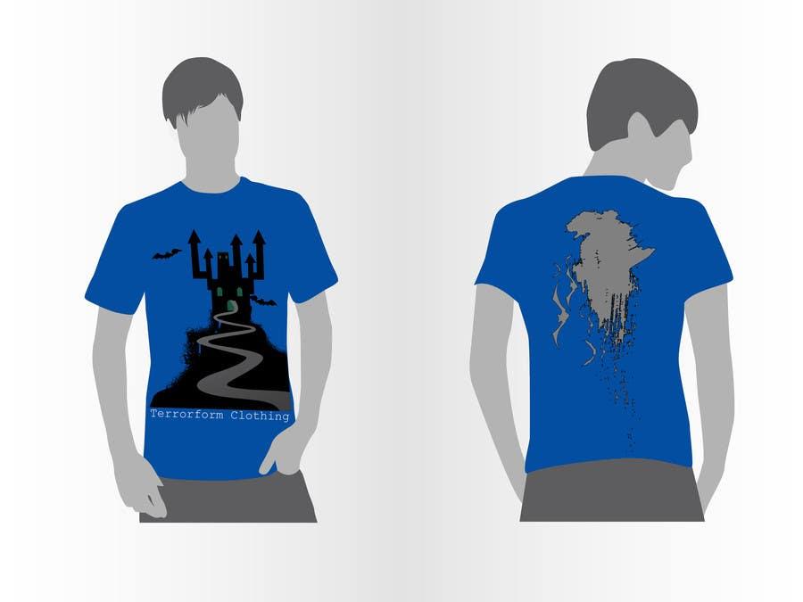 Inscrição nº                                         11                                      do Concurso para                                         T-shirt Design for new clothing business