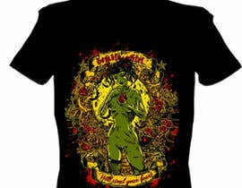 #67 untuk T-shirt Design for new clothing business oleh zubayerp74