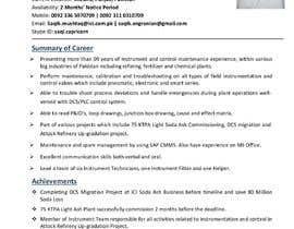 #25 cho I need 2 Academic CV format bởi saqibmushtaq786