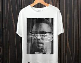 nº 51 pour Malcolm X words par ChaYanDee