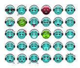 Bài tham dự #93 về Graphic Design cho cuộc thi Design custom emojis for a YouTube-channel's membership program