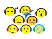 Bài tham dự #125 về Graphic Design cho cuộc thi Design custom emojis for a YouTube-channel's membership program