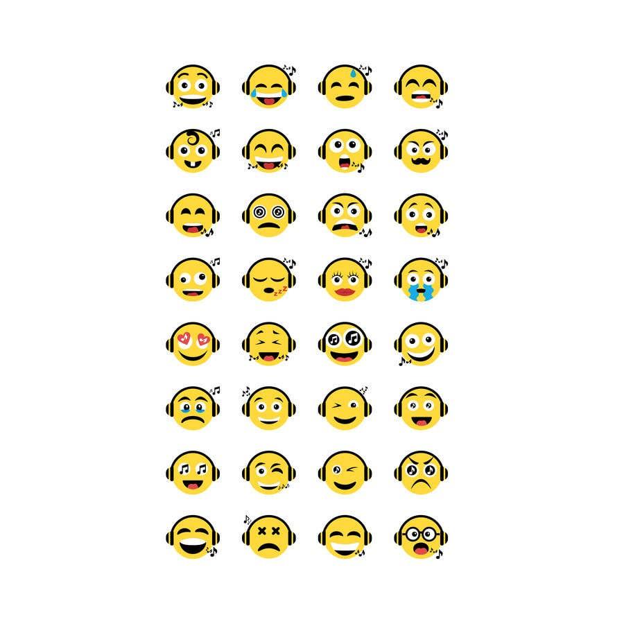Bài tham dự cuộc thi #                                        187                                      cho                                         Design custom emojis for a YouTube-channel's membership program