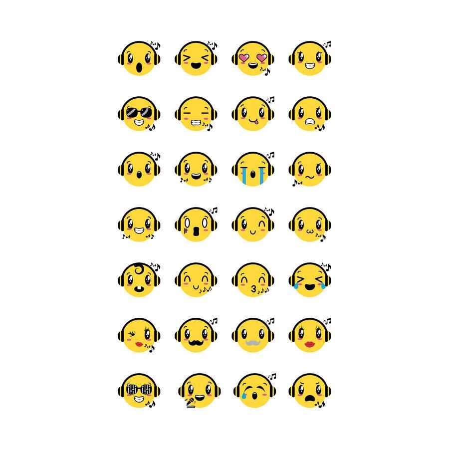 Bài tham dự cuộc thi #                                        195                                      cho                                         Design custom emojis for a YouTube-channel's membership program