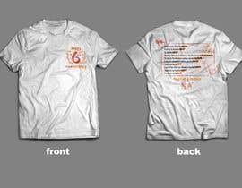 RenggaKW tarafından Tour t shirt için no 13