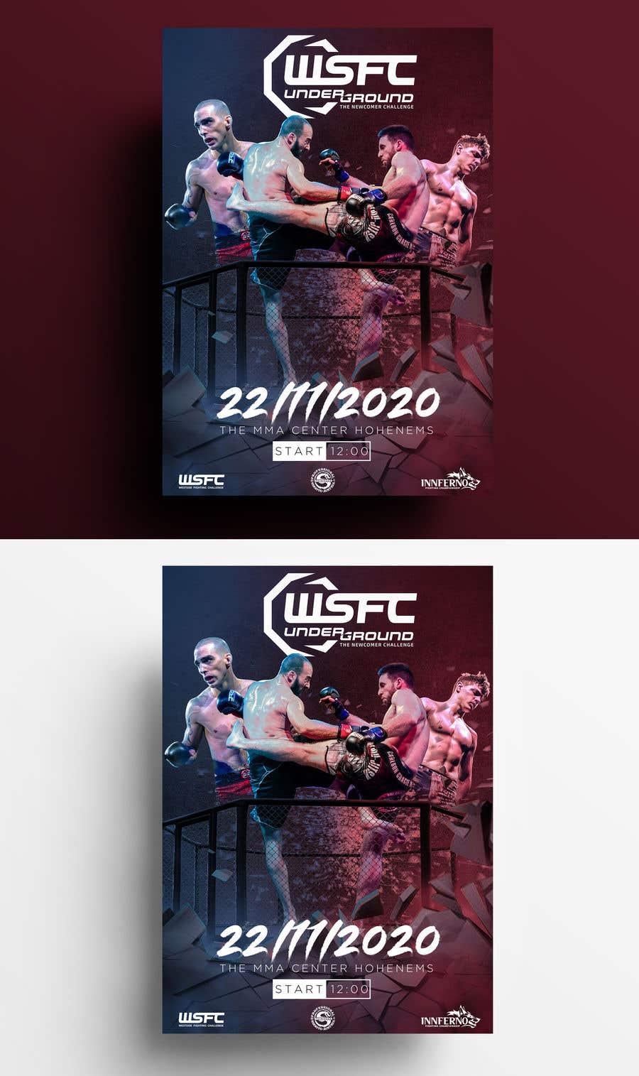 Bài tham dự cuộc thi #                                        27                                      cho                                         WSFC Underground Poster