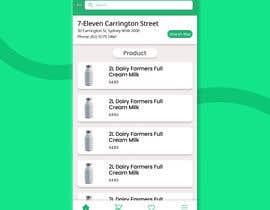 hellogaos tarafından Design a iOS screen (screen 3) için no 20
