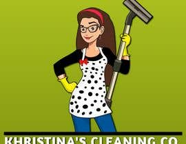 #35 cho Cartoon Character Drawing Logo Creation For Cleaning Company. bởi koushikbarui008
