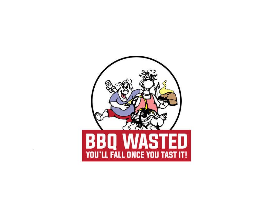 Proposition n°                                        85                                      du concours                                         Spruce up logo BBQ Family Business