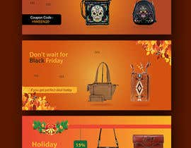 #25 for Website Banners upcoming seasons by shahdesigner112