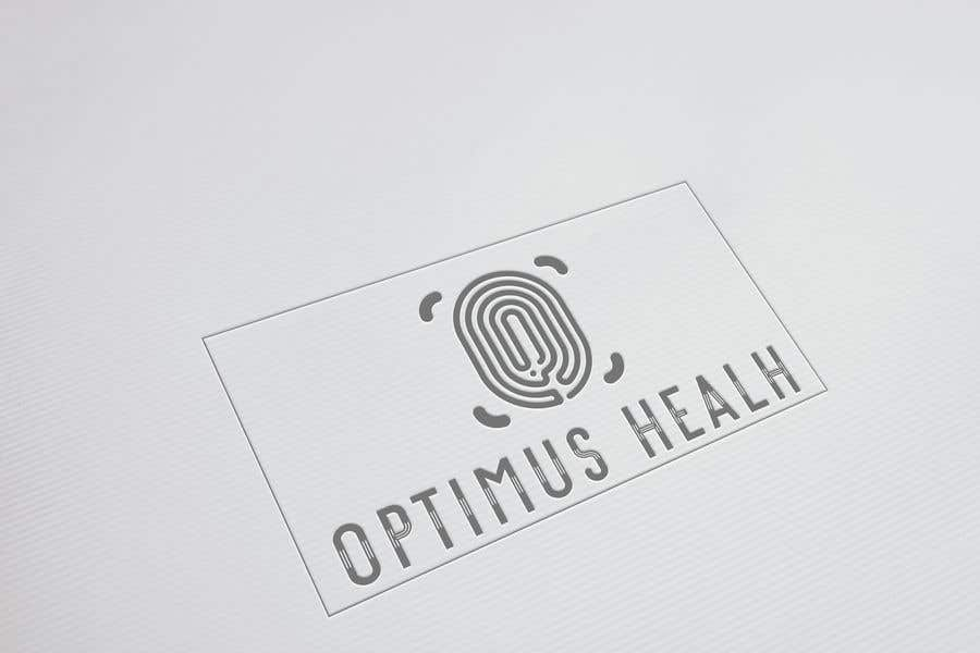 """Contest Entry #                                        175                                      for                                         Design a logo for a high tech health and fitness called technology company """" Optimus Health"""""""