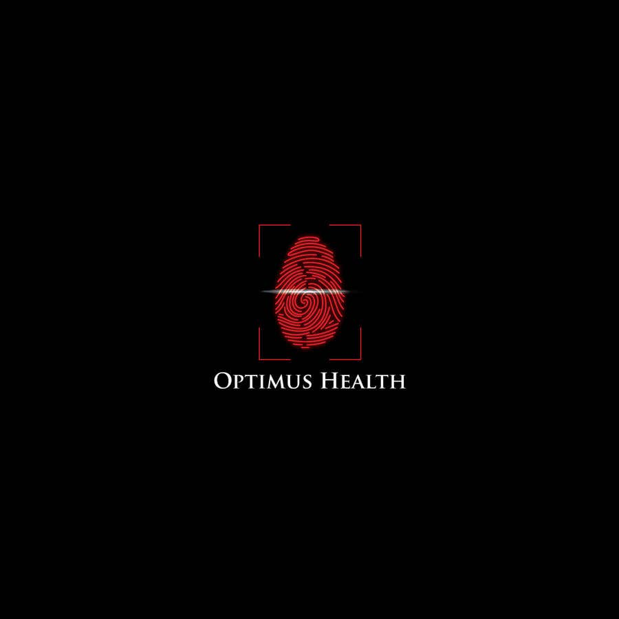 """Contest Entry #                                        204                                      for                                         Design a logo for a high tech health and fitness called technology company """" Optimus Health"""""""