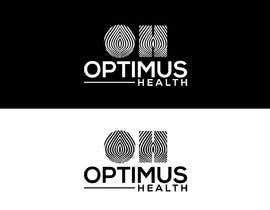 "#185 for Design a logo for a high tech health and fitness called technology company "" Optimus Health"" by KAWSAR152"