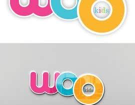 nº 425 pour Wookids logo et identité visuelle par Gabita23