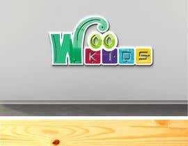 nº 427 pour Wookids logo et identité visuelle par Gabita23