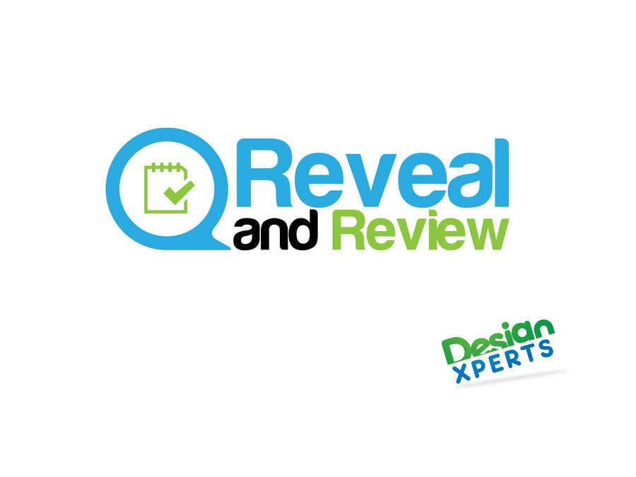 Konkurrenceindlæg #131 for Logo Design for my online busines - Reveal and Review