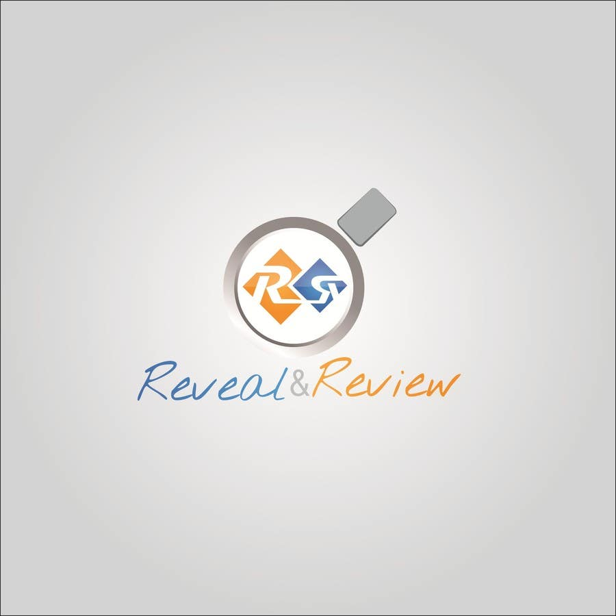#29 for Logo Design for my online busines - Reveal and Review by sinke002e