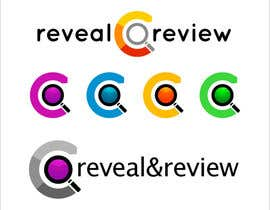 #98 para Logo Design for my online busines - Reveal and Review por nole1