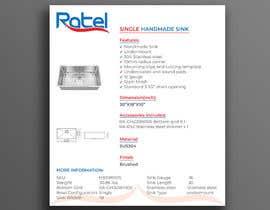 ronyislam16316 tarafından Create Amazon product flyer için no 12