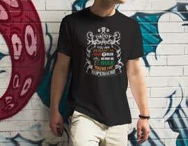 #1 cho T shirt Designed like a band tee bởi abrarshakil1999