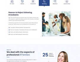 #42 for Improve website navigations appearance and mobile rendering by Mahabubur27