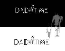 #167 for Create designs that use 'Dad Time' by syedayanumair808