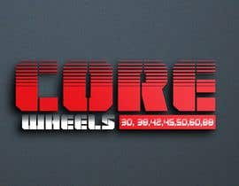 """#1510 for Logo Creation for """"Core Wheels"""" Brand by tanverahmed93"""