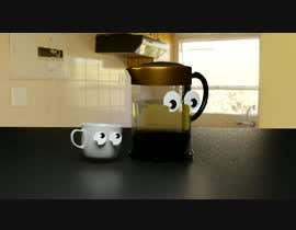 #2 cho 10 SECOND Motion graphics: Create an animated cartoon face on an object. bởi girling