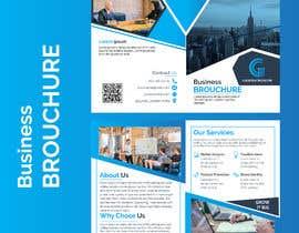 Nro 2 kilpailuun Design a brochure for warehousing and logistic Company käyttäjältä Designermahin
