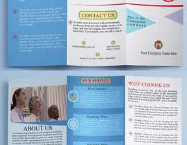 Nro 64 kilpailuun Design a brochure for warehousing and logistic Company käyttäjältä mscreativedesign