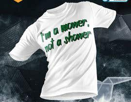 #53 для Create a tee shirt design от ferdousisultana2