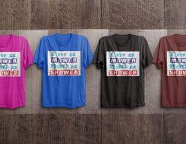 #41 для Create a tee shirt design от mdnewas