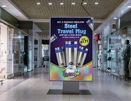 Nro 21 kilpailuun Travel Mug Poster käyttäjältä azadrahman2013