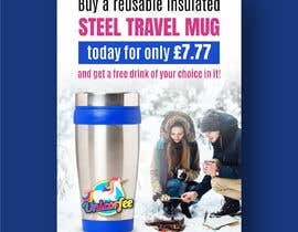 #40 for Travel Mug Poster by darbarg