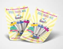 Nro 38 kilpailuun Travel Mug Poster käyttäjältä freelancerfoysa1