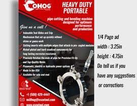 reshushaik100 tarafından Welding Journal 1/4 page COHOG ad için no 37
