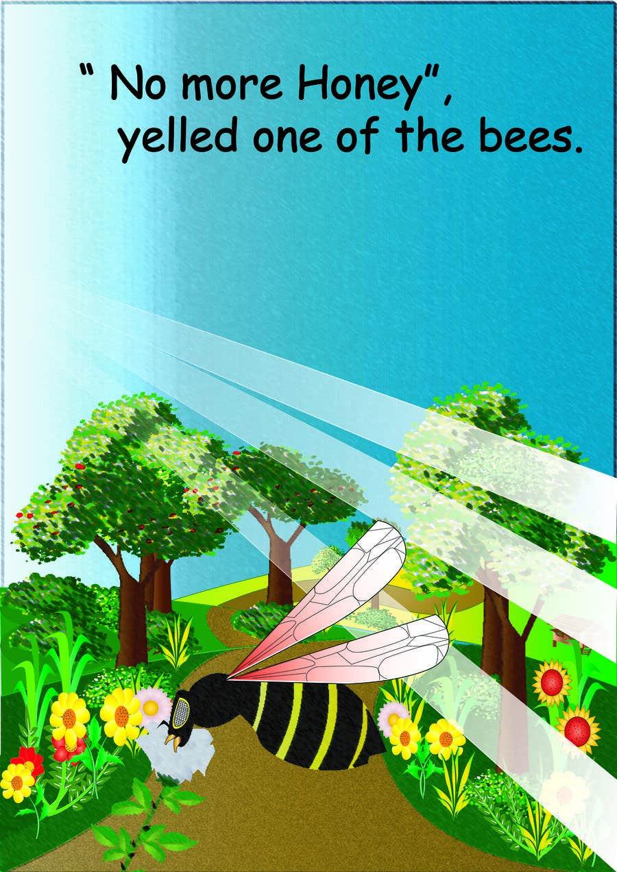 Penyertaan Peraduan #                                        10                                      untuk                                         Childrens Book and Puzzle Illustration Recreations