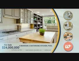 Nro 32 kilpailuun Real Estate Promo Video Template käyttäjältä shamimuzzamanbv