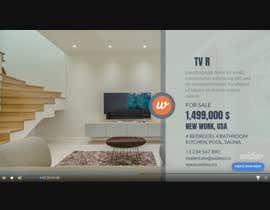 Nro 18 kilpailuun Real Estate Promo Video Template käyttäjältä vw2131518vw