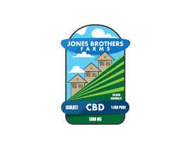 #143 cho Design a logo for Jones Brothers Farms bởi GhaithArt